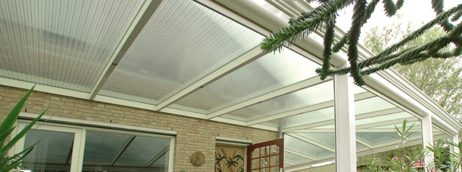 PoliCarb® 16mm RDC. Translucent canopy. Italy
